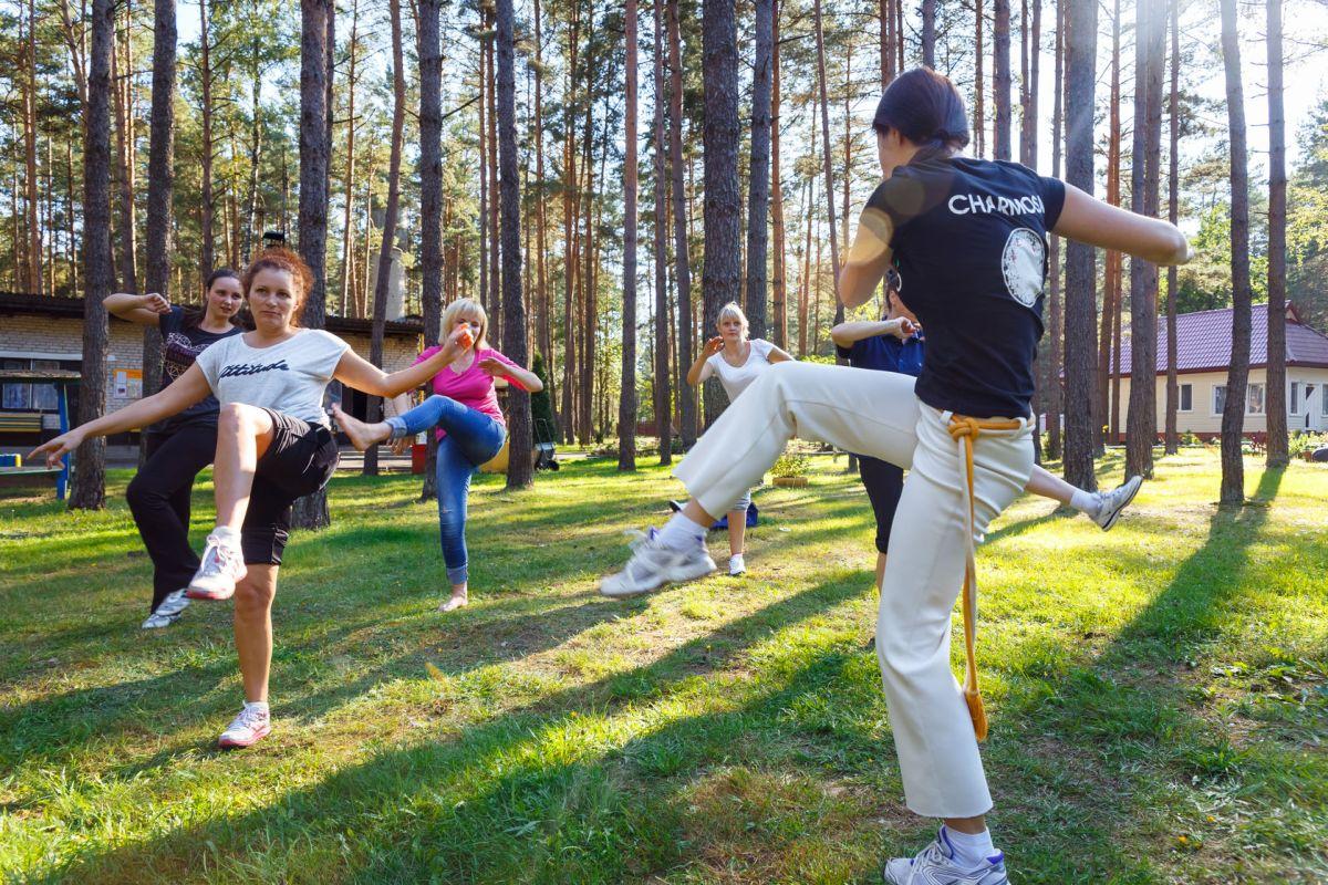 DHUNE lance des ateliers de Capoeira pour les patients atteints de la Maladie de Parkinson