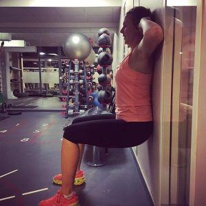 Exercice de la chaise CL. Nénard PPG