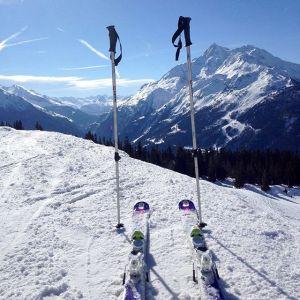 La Rosière Clarisse Nénard Ski