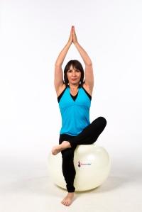 Visuel postural ball