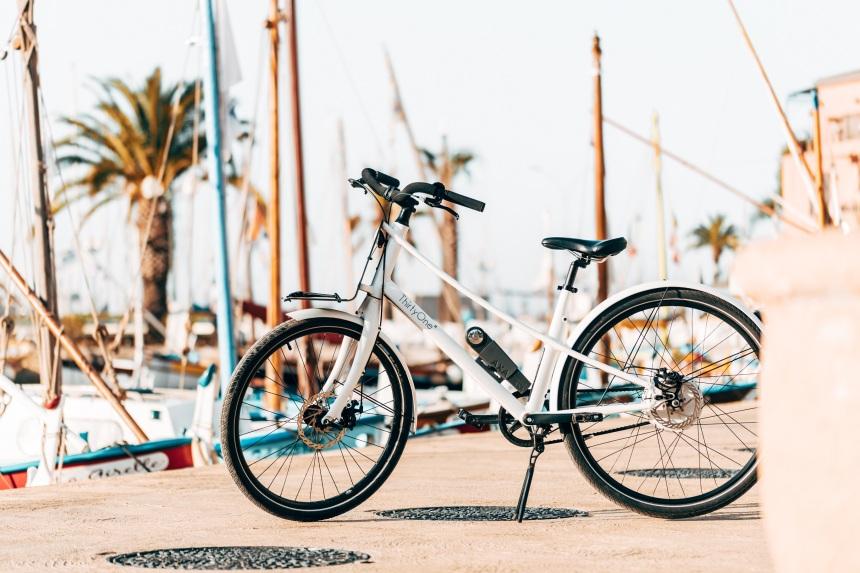 Début Hybride, vélo urbain à assistance électrique 1© ThirtyOne