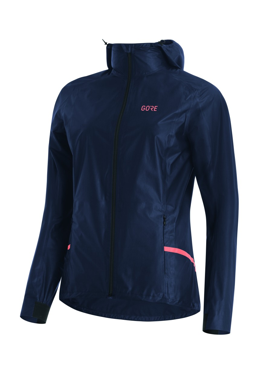 GORE® R7 Women GORE-TEX® SHAKEDRY™ Hooded Jacket