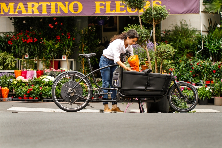 Vélo cargo4®DOUZE-Cycles