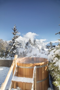 Suite Ski Piste - Hot Tub